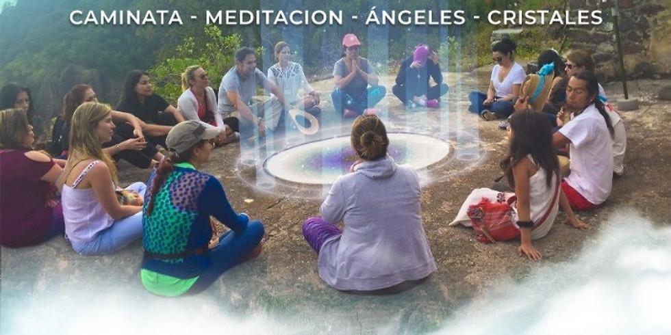 Encuentro Tepoztlan (México): Caminata- Meditación- Ángeles y Cristales