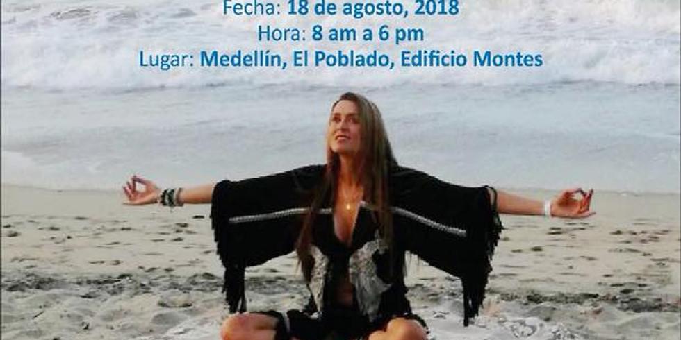 Taller Medellín Canalización y Sanación con Ángeles