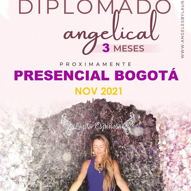 Diplomado Angelical BOGOTÁ: Certificación Coach Espiritual (3 meses)