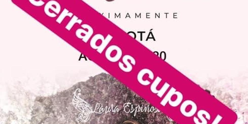 Diplomado Angelical Bogotá: CERRADOS CUPOS!!!