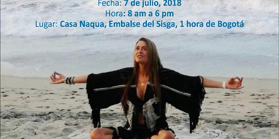 Taller Canalización y Sanación con Ángeles (Sisga a una hora de Bogotá)