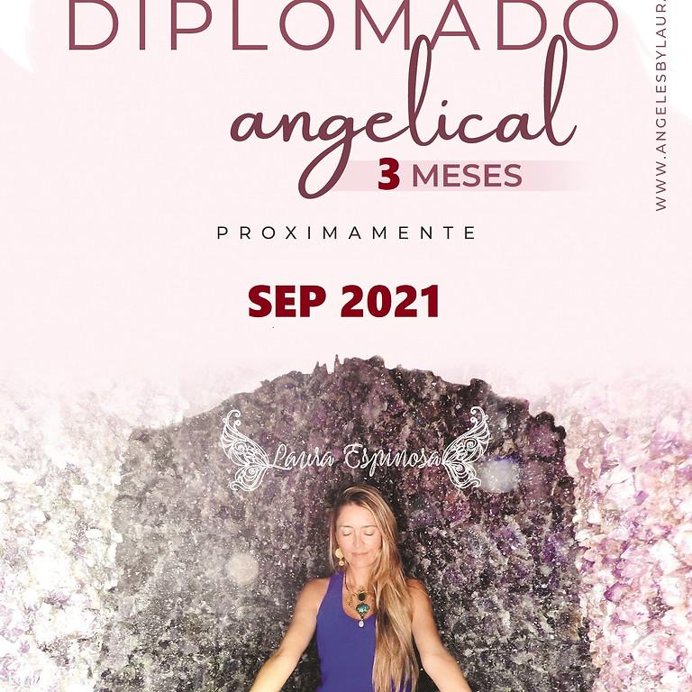 Diplomado Angelical Online: Certificación Coach Espiritual (3 meses)
