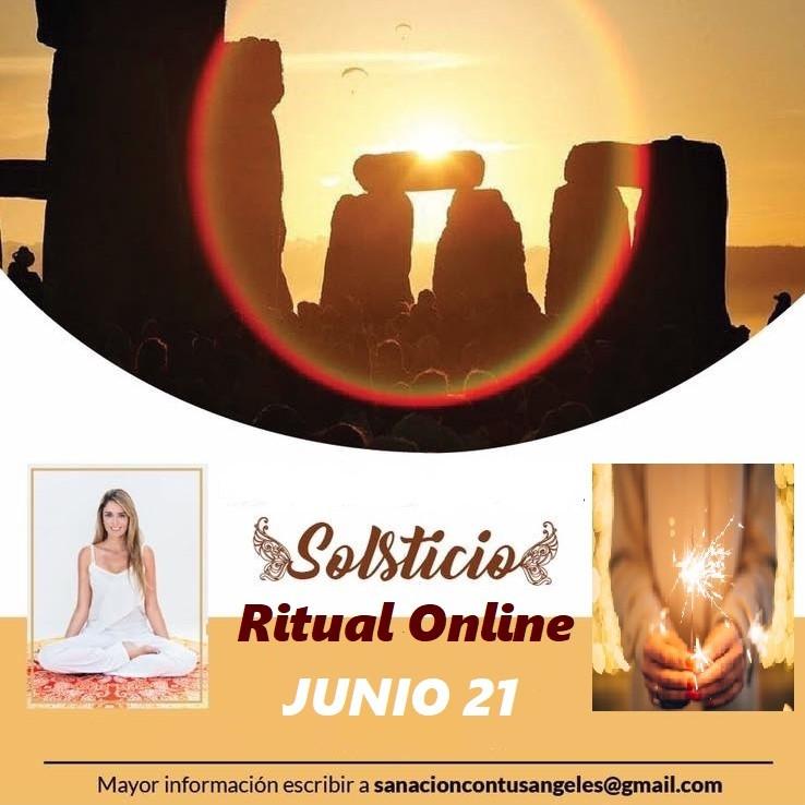 Ritual Angelical Solsticio de Verano: Activando tu LUZ INTERIOR!