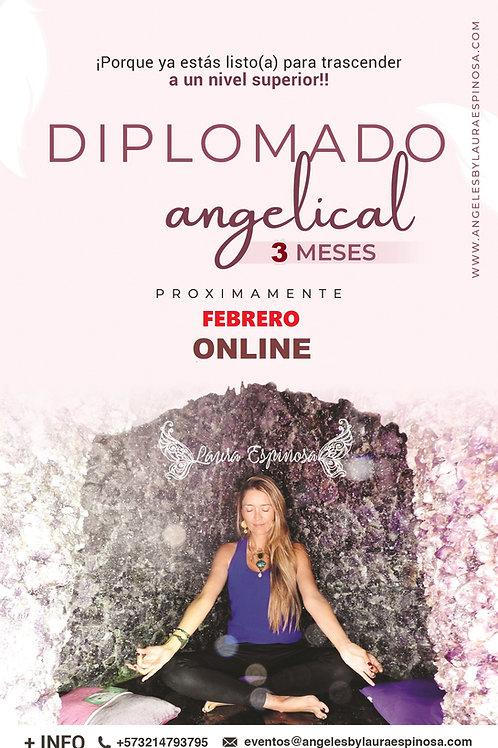 CERTIFICACIÓN COACH ESPIRITUAL: Diplomado Angelical Online (3 meses)