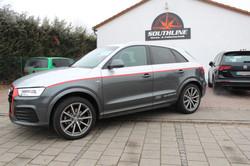 Audi_Q3_Streifen_Carwrap