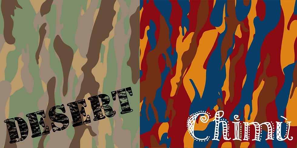 Camouflage / Tarnfolie für 3D-Wrap