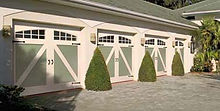 residential garage door repair Lake Forest CA