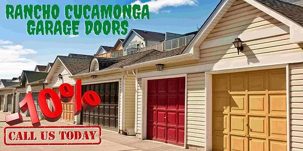 Garage Doors Rancho Cucamonga
