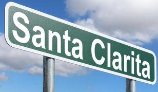 Santa Clarita Sign