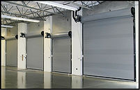 Commercial garage doors installation Placentia  CA