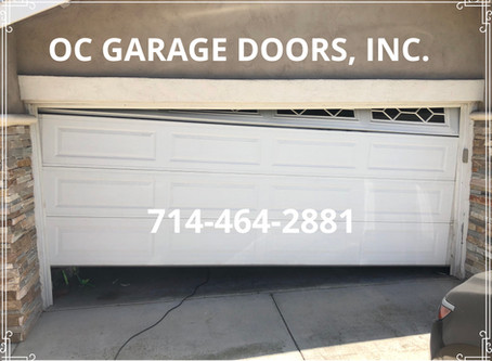 Garage door won't open or close? Check this out.