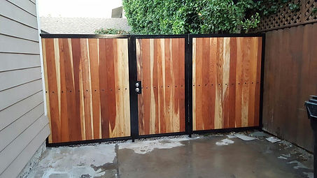 gate installation orange county