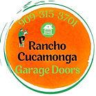 Logo - rancho cucamonga garage doors