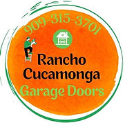 Rancho Cucamonga Garage Doors Logo