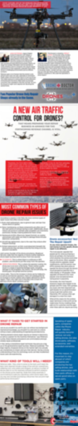 DroneRepairMag.com - News