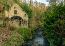 The Old Mill, Jesmond Dene, Newcastle