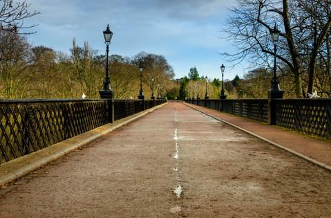 Armstrong Bridge, Jesmond Dene, Newcastle