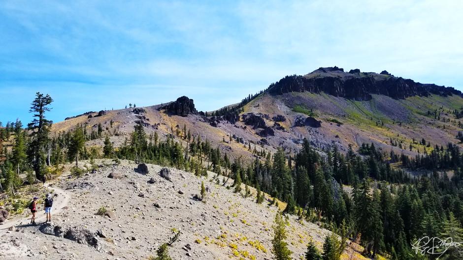 Adventure Daze: Castle Peak, Basin Peak, and Round Valley!
