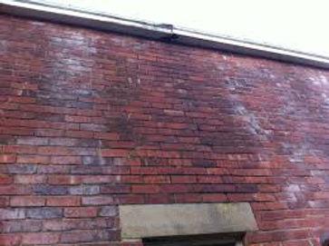 damaged gutter