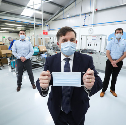 Northern Ireland Health Service PPE order awarded to Paragon Health, Limavady