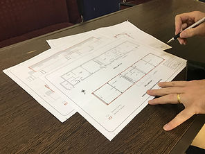 Plans for our new Clubhouse