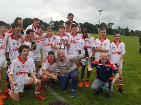 U16 League Final Win