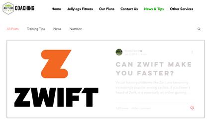 KJ Designs Website