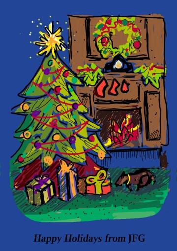 Happy Holidays From JFG !!