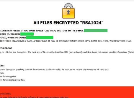 .nqix Files Virus (Dharma) - Ransomware