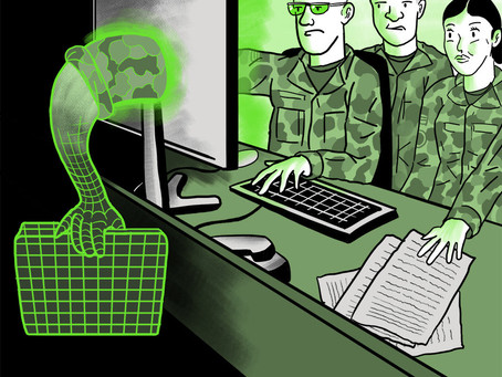 How The U.S. Hacked ISIS