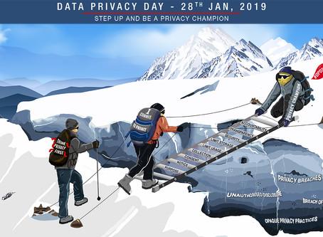 DSCI - Data Privacy Day (DPD) Wallpaper