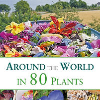 forside Around hte world in 80 plants.jp