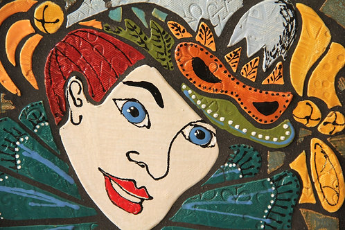 Mardi Gras Girl - The Jackson's Place Series
