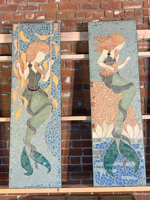 Mermaids - Muted Series