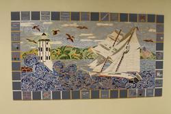 Dana Middle School, 8th Grade Mosaic