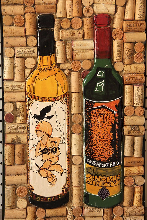 New Orlean's Wine - The Jackson's Place Series