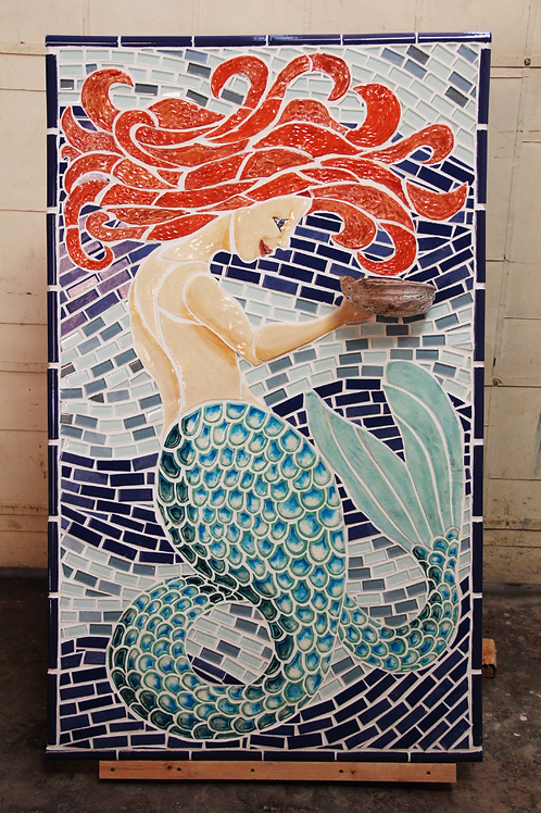 Mermaid: Swaying and Dancing
