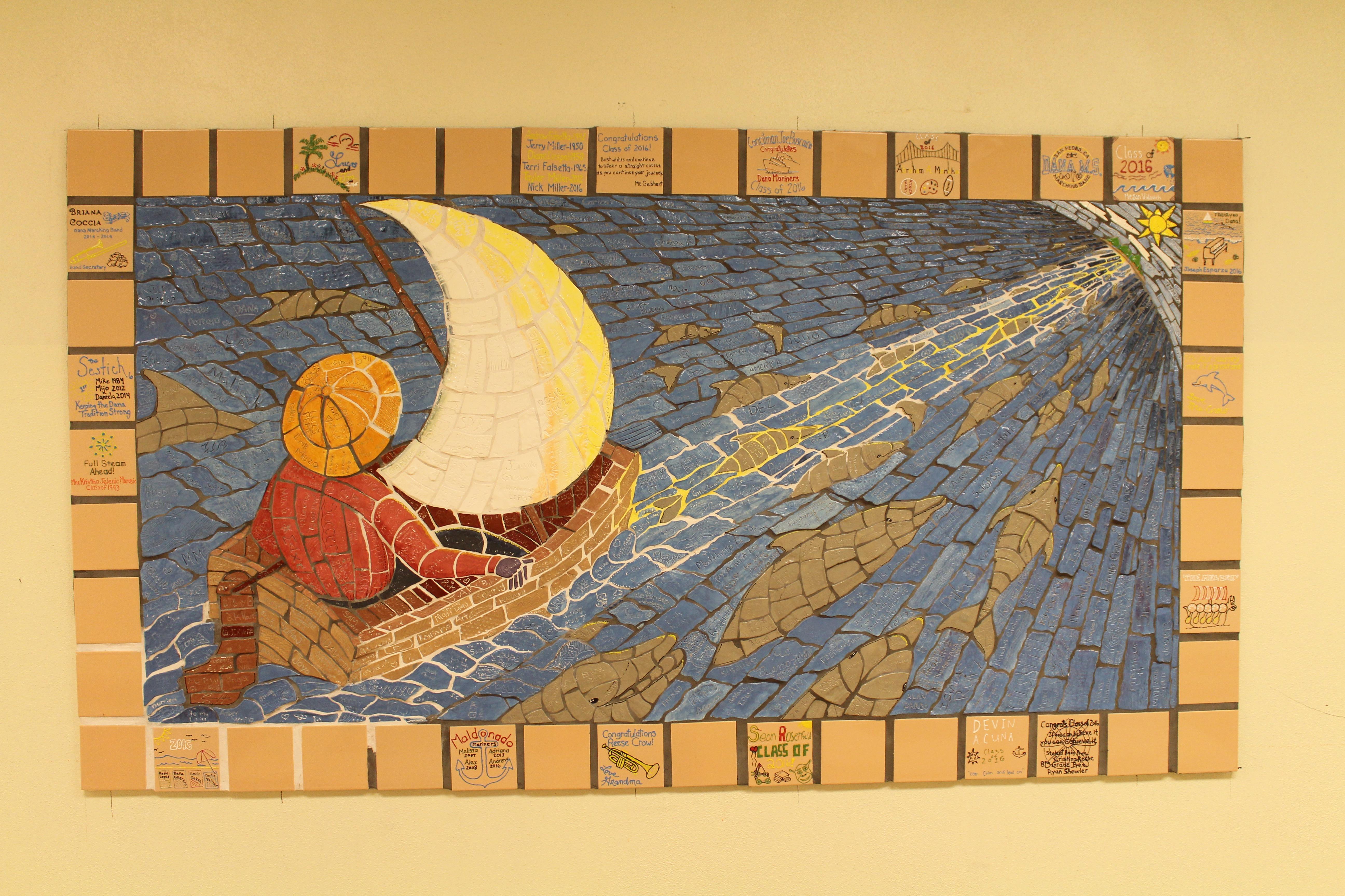 2016 Goal Achiever's Mosaic