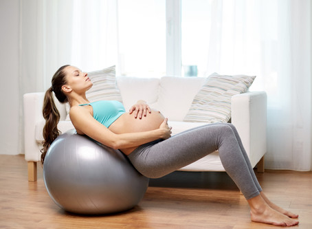 My Labor Toolkit: Birth Balls