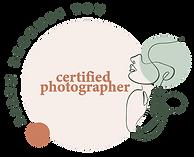 Photographer Certification Badge
