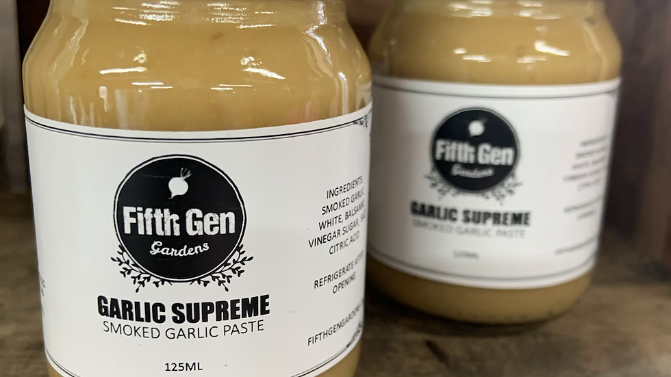 Garlic Supreme Paste