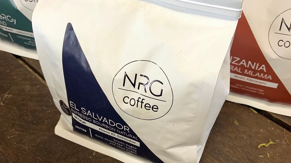 NRG Coffee - whole beans