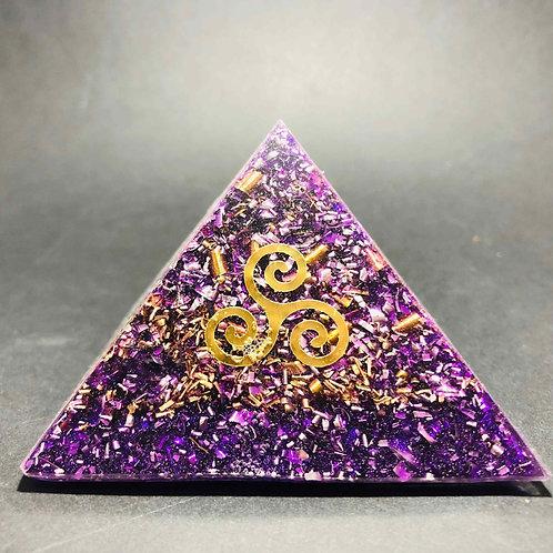M1 - Pyramide TRISKEL  - Protection - Bien être