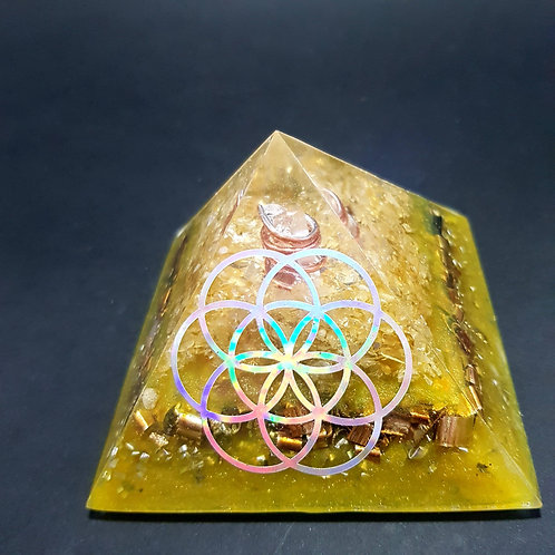 P25 - Pyramide Harmonie - Protection - Clarté