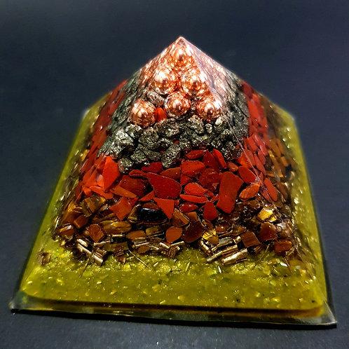 i1 - Pyramide - Protection - Equilibre - Bien être