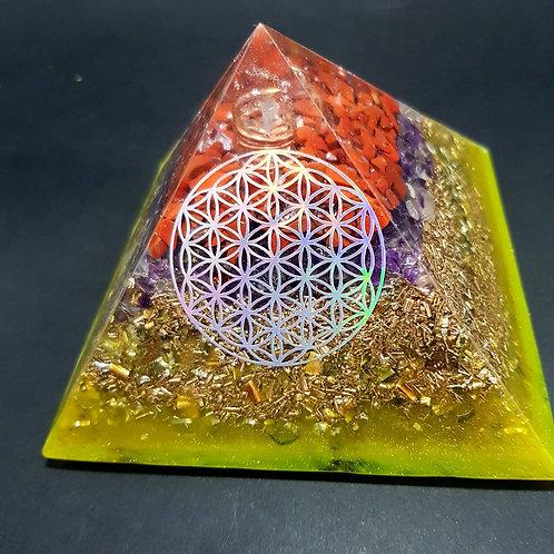 P22 - Pyramide Harmonie - Protection - Clarté