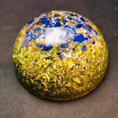 DM9 - Moyen Dôme Lapis lazuli - Protection