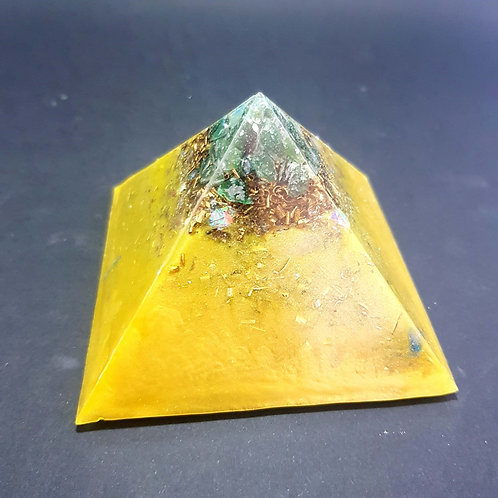 T7 - Pyramide - Protection - Equilibre - Harmonie