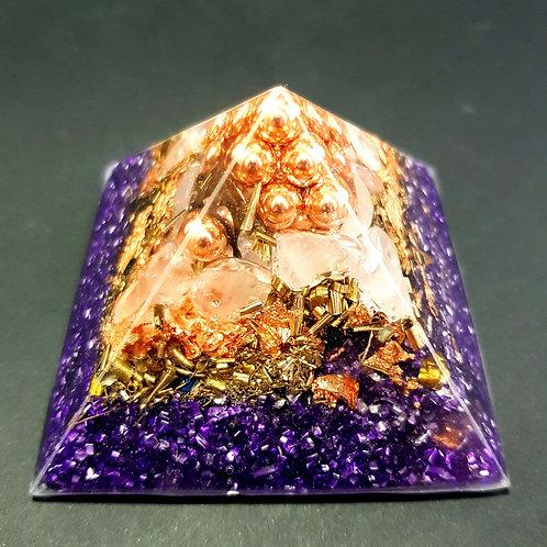 L - Pyramide - Protection -Bien être
