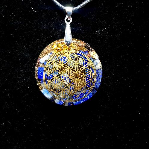 71 - Orgonite Lapis lazuli -  Protection - concentratio